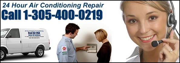 Air Conditioning Repair North Miami Florida